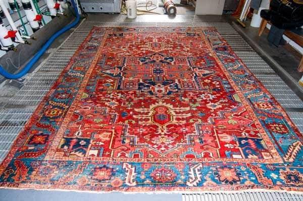 Oriental rug cleaners