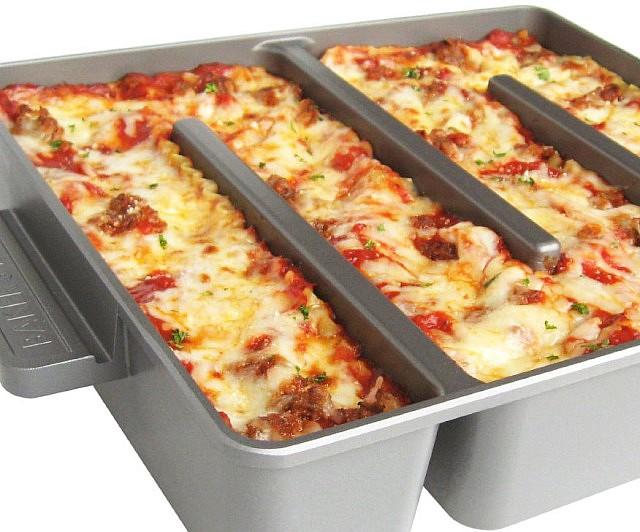 deep dish lasagna pan