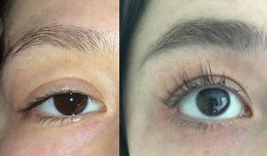 eyelashes thicker