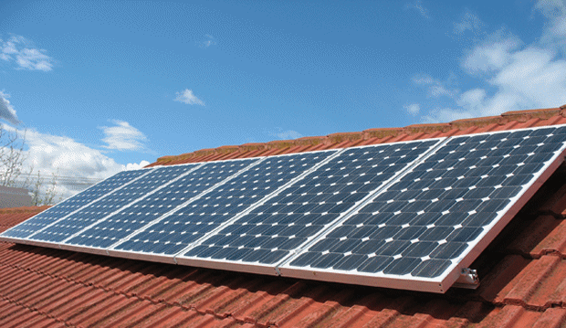 Solar Power Management