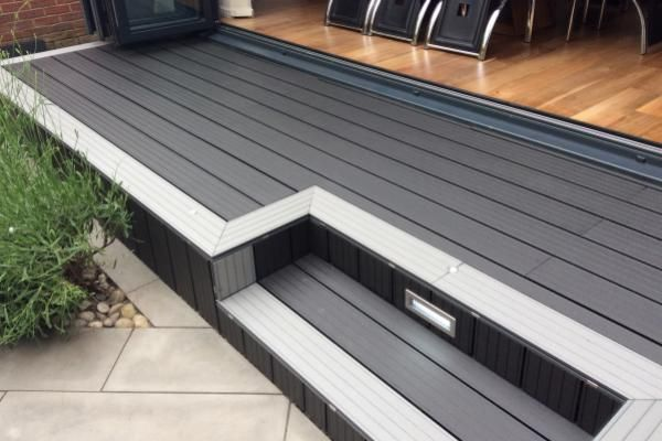 Composite Deck Railings