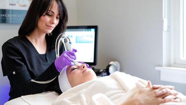 acne skin specialist