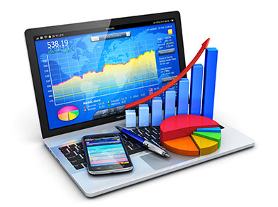 online stock market business