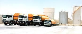 comprar combustível no distribuidor
