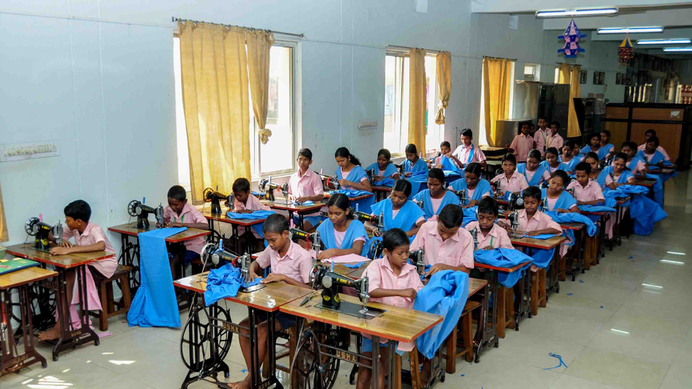 Vocational College Education