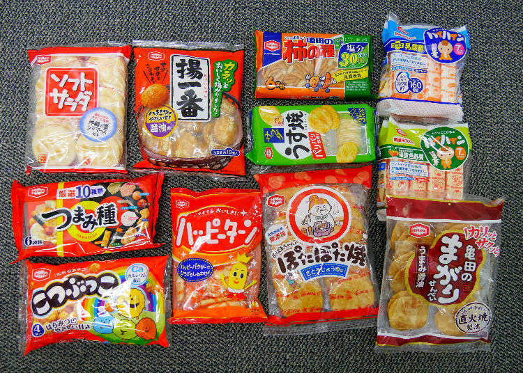 travel blog with snacks category